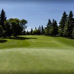 Stony Plain Golf Course Hole #13