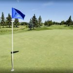 Stony Plain Golf Course Hole #9